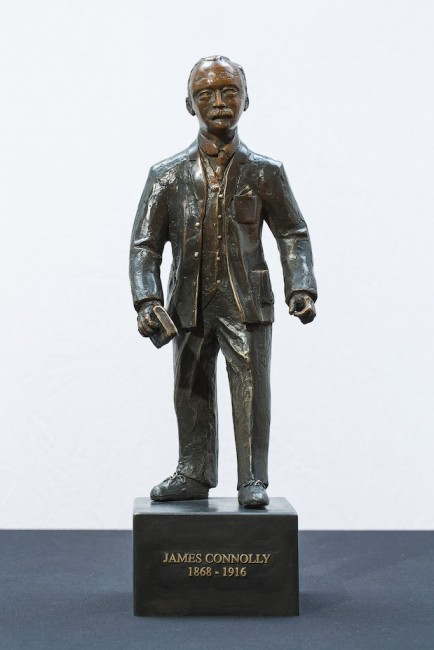 James Connolly - One of the 7 Signatories of the Irish Proclamation of Independence in 1916